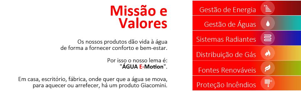 giacomini-valores