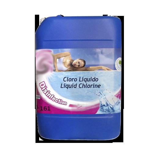 Filtros e elementos filtrantes para gua for Cloro liquido para piscinas