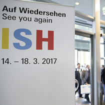 Messe Frankfurt | ISH 2017