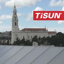 TiSUN® ...perspetiva sobre o Santuário de Fátima