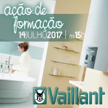 Formação equipamentos Vaillant