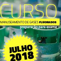 Manuseamento Gases Fluorados
