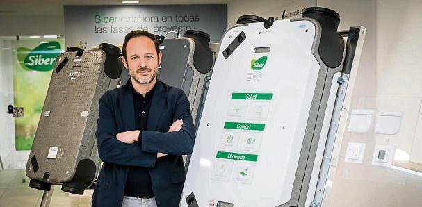 Siber lidera o caminho em sistemas de ventilação mecânica para residências